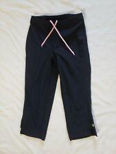 Pearl Izumi Women's Cycling 3/4 Tight - Black / Mist Green Sz XL