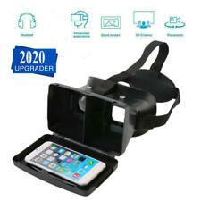 Virtual Reality VR W/ Headset Goggles 3D Glasses For IPhone Samsung Android IOS