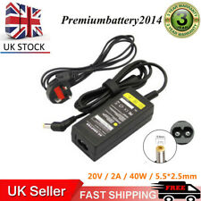 Laptop Adapter Charger for MSI Wind U130 U135 U135DX U160 U160DX U160MX U180 UK