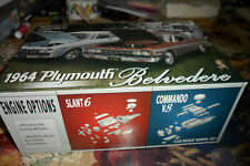 Vintage Model Car Lot Of 1 Kit Car 1964 Plymouth lot 0 0 0 1 0 11 135063