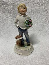 "Goebel Lore ""Saint Valentines Messenger"" #217 c 1966 7"" Height  VGC"
