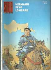 REVUE STRIPSCHRIFT N°260 . NÉERLANDAIS . HERMANN / PEYO . 1993 .