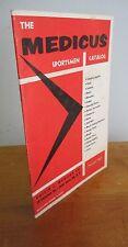 Vintage 1950s Medicus Sportsmen Catalog; Hunting Fishing Camping Reloading etc