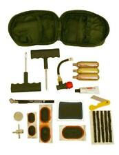 Pit Posse Motorcycle Tire Repair Kit With Co2 Inflator And Cartridges For Tube A