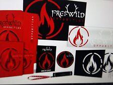 FREI.WILD - Opposition LIMITED EDITION 3CD + DVD Metalbox etc. NEU OVP