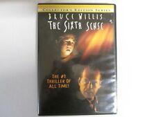 The Sixth Sense (Dvd, 1999) Collector's Edition Movie Disc Ships Same Day