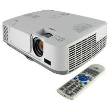 NEC M311W - Tragbar WXGA 720p HD LCD Projektor Beamer m. Lautsprecher 3100 Lumen