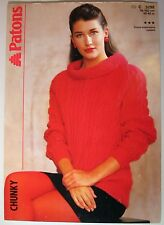 Patons Vintage Crochet & Knitting Patterns for sale | eBay