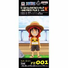 One Piece World Collectable Figure ~ ONEPIECE FILM Z ~ Vol1 Luffy (japan import)