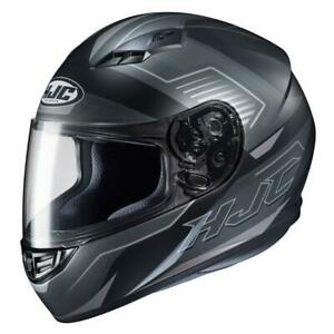 NEW HJC CS-15 Trion MC-5SF Motorcycle Helmet - Black from Moto Heaven