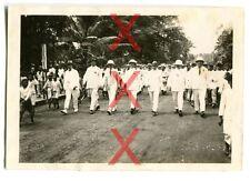KREUZER EMDEN - orig. Foto, Padang, Sabang, Sumatra, Indonesien, Reise 1926-28