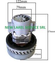 Motore aspirapolvere e liquidi Bistadio 1200 Watt, 230V.
