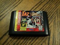 Taz In Escape From Mars( Sega Genesis, 1994) Cartridge Only