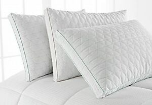 Comfortnights Medium support Quilted, Washable pillow.