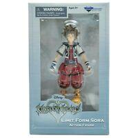 Kingdom Hearts Diamond Select Figure Limit Form Sora Walgreens Exclusive
