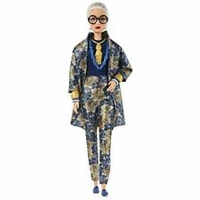 Dolls Barbie Styled By Iris Apfel 2 Toys &amp Games