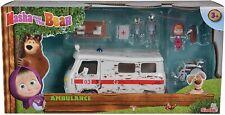 Masha e orso Ambulanza Simba 109309863 Bianco