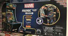 🔥Arcade 1Up Marvel Super Heroes/ X-Men Children of the Atom/The Punisher🔥 Vhtf