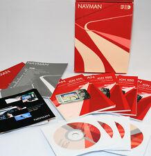 Software di navigazione Navman ICN 550 manuale dell'utente smartst 2005 release (c730)