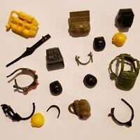 Collection Lot of 1984 G.I. JOE COBRA ARAH BACKPACKS/HELMETS ETC.. YOU PICK