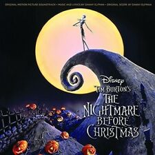 The Nightmare Before Christmas (Original Motion Picture Soundtrack) [New Vinyl L