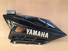 YAMAHA YZF 125 R 5D7 2008 - 14  R/H SIDE BELLY FAIRING PANEL BLACK YZF125R