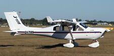 Jabiru J230 Amateur Built and Light Sports Aircraft Mahogany Wood Model Small