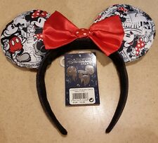 Serre-tête / Headband Disneyland Paris SUBLIM MICKEY COMICS / Bandes Dessinées