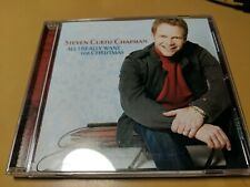 Steven Curtis Chapman - All I Really Want for Christmas CD