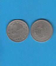 gertbrolen Etats-Unis USA Nickel Five-cent Liberty Head 1905