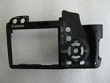 CANON EOS REBEL T1i / 500D REAR COVER W/O SCREEN WINDOW  ORIGINAL REPAIR PART,