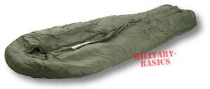 NL holländischer Schlafsack Winterschlafsack Modular 4 schwer Armee Defence