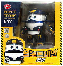 Robot Train KAY RT Transformer Train Robot Toy Car/Korea Character Action Figure