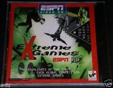 ESPN EXTREME GAMES Highlights Video CD Skateboarding Biking Surfing New Sealed