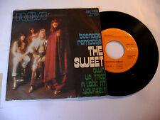 """SWEET""""N TEENAGE RAMPAGE-disco 45 giri RCA It 1974"""" GLAM rock"""