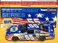 1/24 Michael Waltrip #55 Stars & Stripes 2006 Preferred Series Team Caliber Car