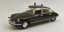 Citroen ID19 1968 Polizia Prefettura Di Parigi 1:43 Model RIO4379 RIO