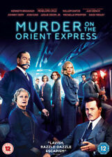 Murder On the Orient Express DVD (2018) NEW