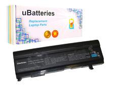 Battery Toshiba Satellite A135 PA3465U-1BRS A110 M45-x A100 PA3457U-1BRS - 72Whr