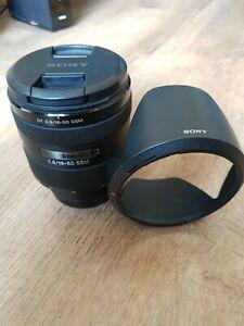 Sony DT 16-50mm f/2.8 SSM Lens A mount