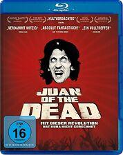 JUAN OF THE DEAD (ALEXIS DIAZ DE VILLEGAS,...)  BLU-RAY NEU