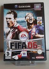 FIFA 06 (Nintendo GameCube, 2006, DVD-Box)+Anleitung   A2567-2570
