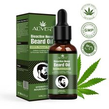 Men Fast Hair Beard Growth 100% Natural Serum Treatment Oil 30ml Liquid Products
