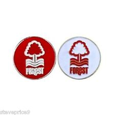 NOTTINGHAM FOREST FOOTBALL CLUB GOLF BALL MARKER