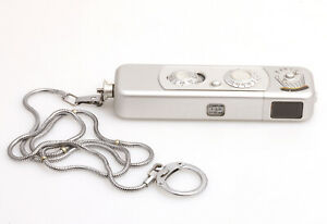 Minox B Kleinstbildkamera Filmformat 8x11 mm