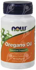 Now Foods Oregano Oil 181mg x90caps also with FENNEL OIL! - SUPERSELLER!!