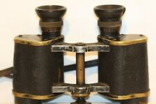 GERMAN   WWI era GOERZ ..8 X 26...ARMEE    BINOCULARS   handsome... well marked