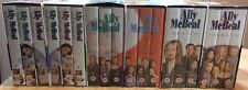 Ally McBeal Seasons 1,2,3 Complete Box Sets on VHS