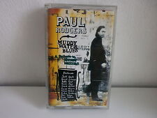 K7 PAUL RODGERS A tribute to MUDDY WATERS 828414 4 JEFF BECK / GILMOUR / SAMBORA