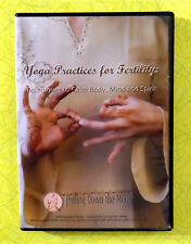 Yoga Practices for Fertility: Pulling Down the Moon ~ DVD Movie ~ Techniqu Video